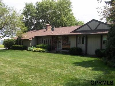 Saunders County Single Family Home For Sale: 507 Oetter Drive