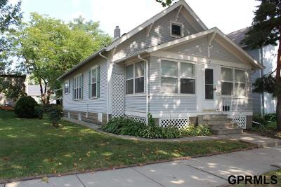 Missouri Valley Single Family Home For Sale: 118 N West Street