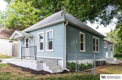 Omaha Single Family Home For Sale: 4720 Parker Street
