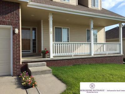 Gretna Single Family Home For Sale: 21115 Schofield Drive
