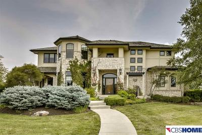Omaha Single Family Home For Sale: 3235 S 172nd Circle
