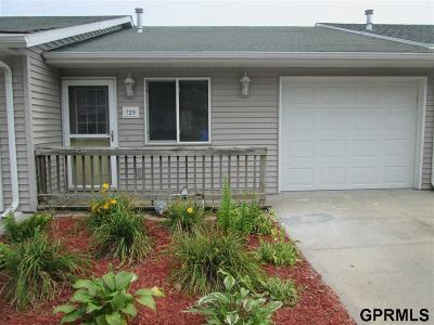 Plattsmouth Condo/Townhouse For Sale: 729 S 9th Street