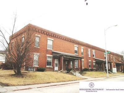 Omaha Multi Family Home For Sale: 2201-2223 Vinton Street