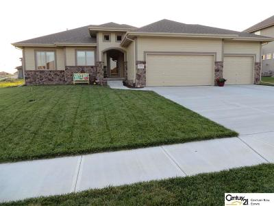 Papillion Single Family Home For Sale: 12236 Montauk Drive