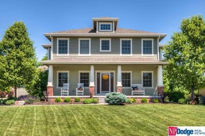 Omaha Single Family Home For Sale: 18926 Nicholas Street