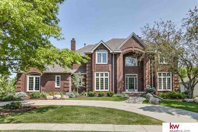 Omaha Single Family Home For Sale: 16422 Jones Circle