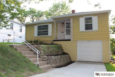 Omaha Single Family Home For Sale: 4118 N 54 Street