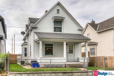Council Bluffs Single Family Home For Sale: 917 Ave A