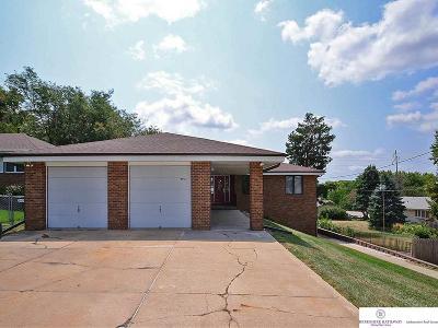Omaha Single Family Home New: 9541 Burdette Circle