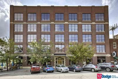 Omaha Condo/Townhouse New: 1101 Jackson Street #303