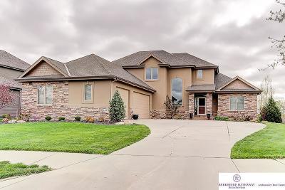 Omaha Single Family Home New: 3407 S 184 Avenue
