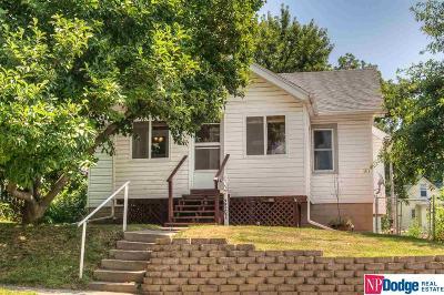Omaha Single Family Home New: 2507 N 65 Street