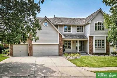 Omaha Single Family Home New: 17811 Harney Street