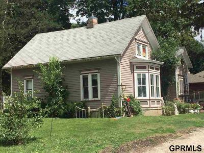Saunders County Single Family Home New: 585 W 9th Street