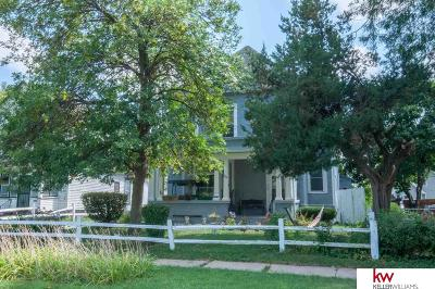 Omaha Single Family Home New: 2015 Pinkney Street