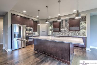 Omaha Single Family Home New: 6524 N 160 Avenue