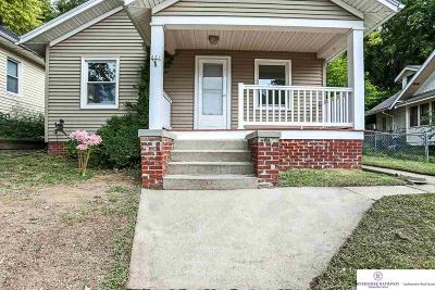 Council Bluffs Single Family Home For Sale: 444 Houston Avenue