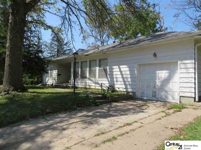 Plattsmouth Single Family Home For Sale: 1116 Avenue E Avenue
