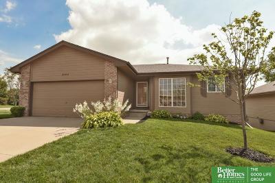 Gretna Single Family Home For Sale: 20443 Frances Street