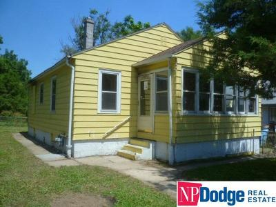 Single Family Home For Sale: 1322 Fort Street