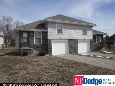 Omaha Multi Family Home For Sale: 5606 S 114 Street