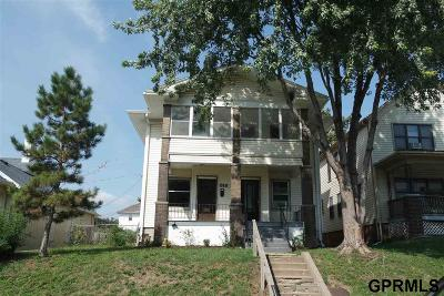 Omaha Multi Family Home For Sale: 918 S 25th Avenue