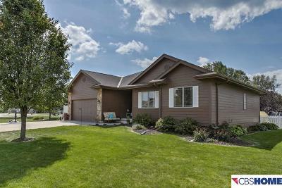 Gretna Single Family Home For Sale: 20918 McClellan Circle