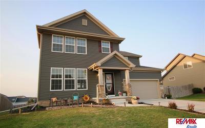 Gretna Single Family Home For Sale: 21422 Hampton Drive