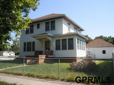 Missouri Valley Single Family Home For Sale: 320 N 8th Street