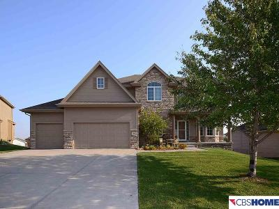 Papillion Single Family Home For Sale: 1421 Ranch Circle