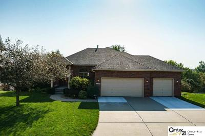 Papillion Single Family Home For Sale: 11809 S 53rd Street