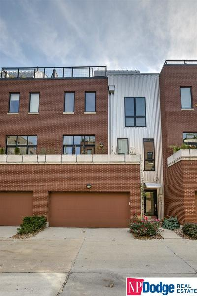 Omaha Condo/Townhouse For Sale: 1029 Mayberry Plaza #9A