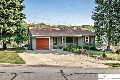 Bellevue Single Family Home For Sale: 3410 Sherwood Drive