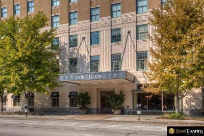 Omaha Condo/Townhouse For Sale: 1403 Farnam Street #400