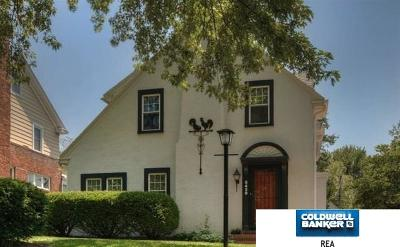 Omaha Single Family Home For Sale: 5429 Western Avenue