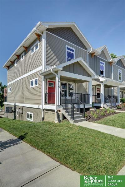Omaha Condo/Townhouse New: 3320 Davenport Street