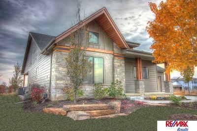 Omaha Single Family Home For Sale: 21963 Brookside Avenue