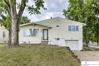Omaha Single Family Home New: 6602 Hartman Avenue