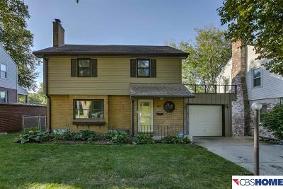 Omaha Single Family Home For Sale: 5419 Decatur Street