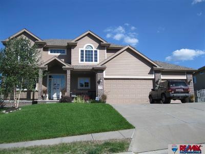 Omaha Single Family Home For Sale: 3919 N 161 Avenue