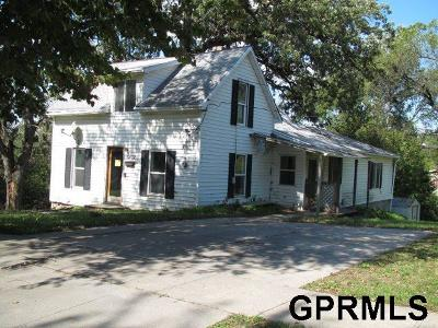 Plattsmouth Single Family Home For Sale: 1202 Avenue A