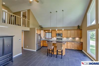 Saunders County Single Family Home For Sale: 980 County Road W, S-1079