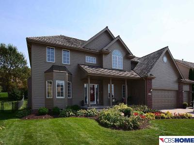 Omaha Single Family Home For Sale: 2319 S 184th Circle