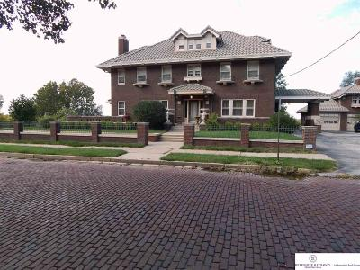Council Bluffs Single Family Home For Sale: 526 S 3 Street