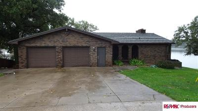 Plattsmouth Single Family Home For Sale: 9406 Sterling Circle