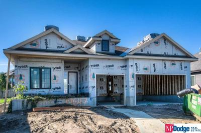 Omaha Single Family Home For Sale: 19647 Blaine Circle