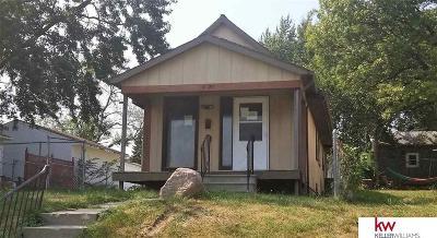 Omaha Single Family Home For Sale: 4020 S 36 Street