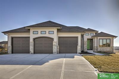 Omaha Single Family Home For Sale: 18417 Sherwood Avenue