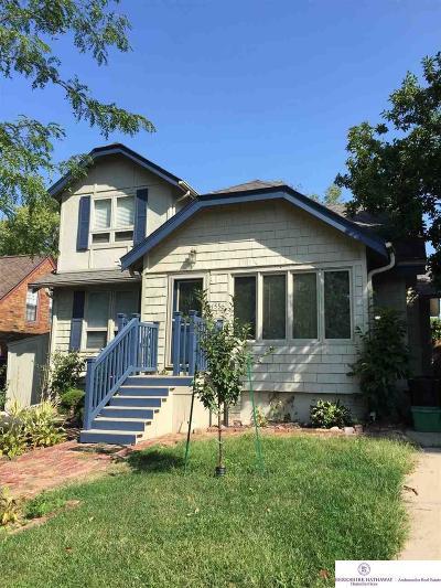 Omaha Single Family Home For Sale: 4556 Shirley Street