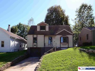 Omaha Single Family Home For Sale: 3615 Valley Street